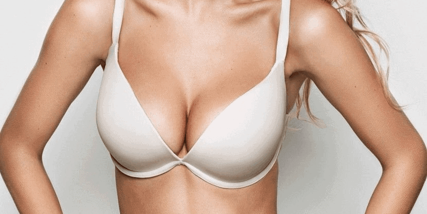 Rugpijn door borsten - blog