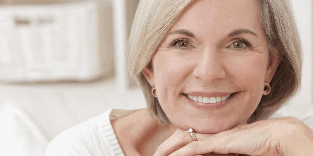 make-up tips bij hangende oogleden