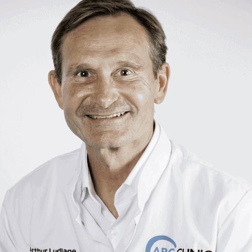 Arthur Ludlage - cosmetisch arts ABC Clinic