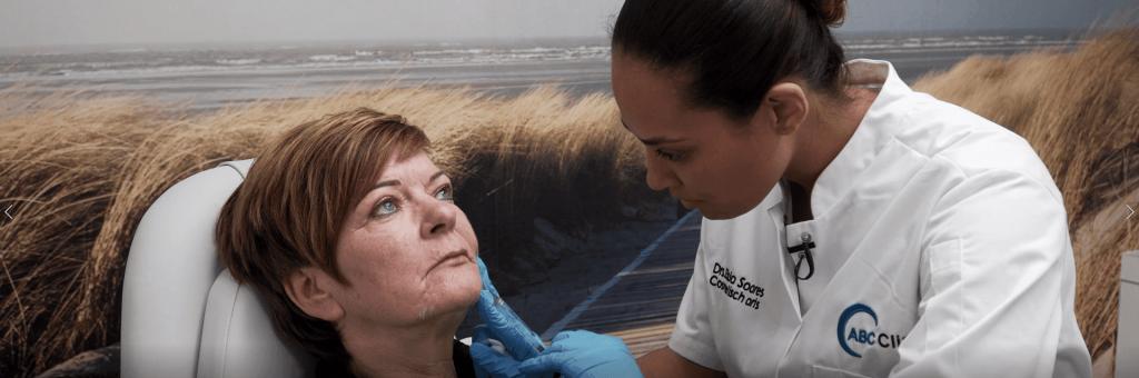 Behandeling Injectables Marionetlijnen
