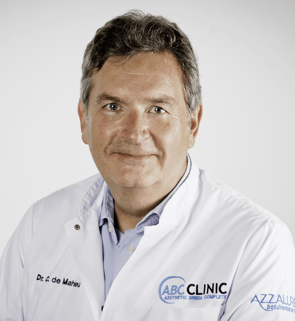 artsen en chirurgen - cosmetisch arts - Cedric de Mahieu