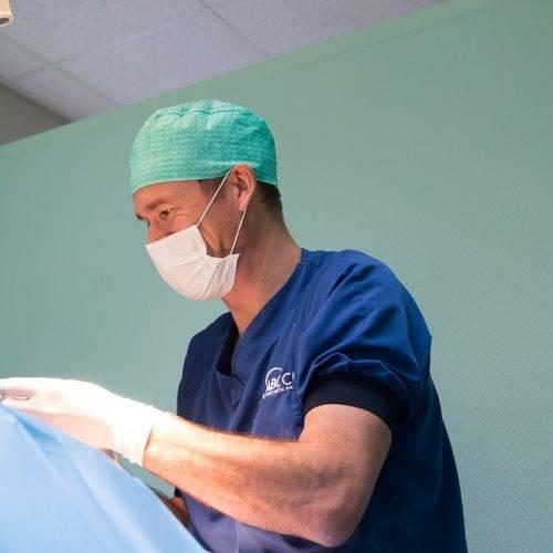 Plastisch chirurg - Gerd Fabre