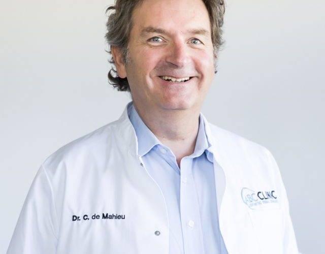 cosmetisch arts - drs. Cedric de Mahieu
