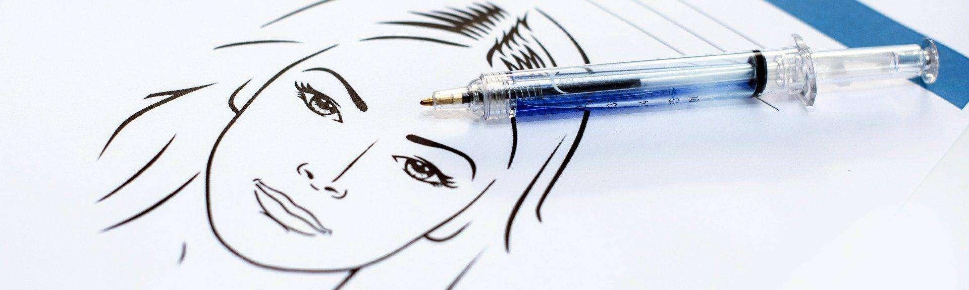 behandelingen - injectables - fronsrimpel