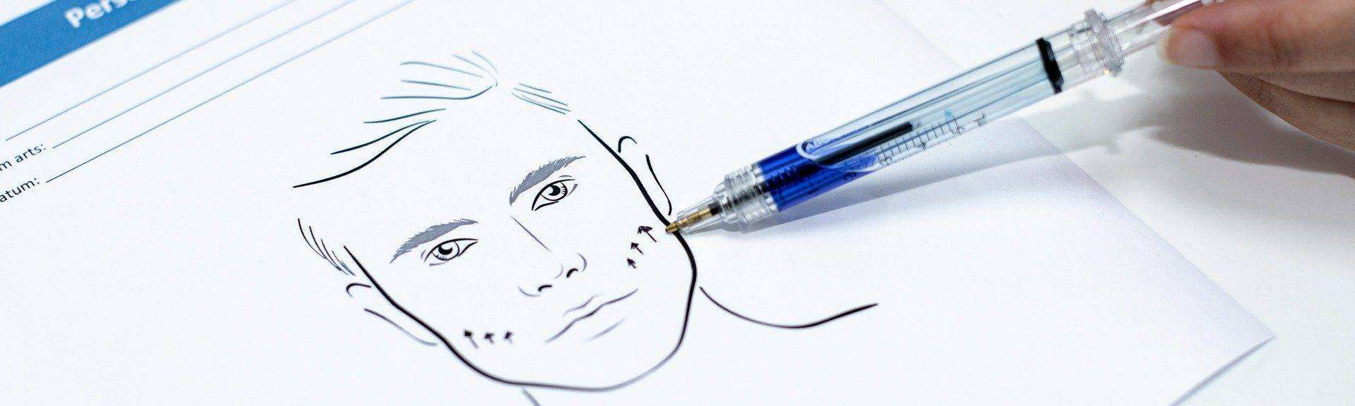 behandelingen - gezicht - facelift - minilift