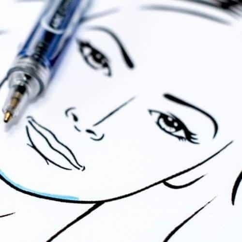 behandelingen - gezicht - kincorrectie