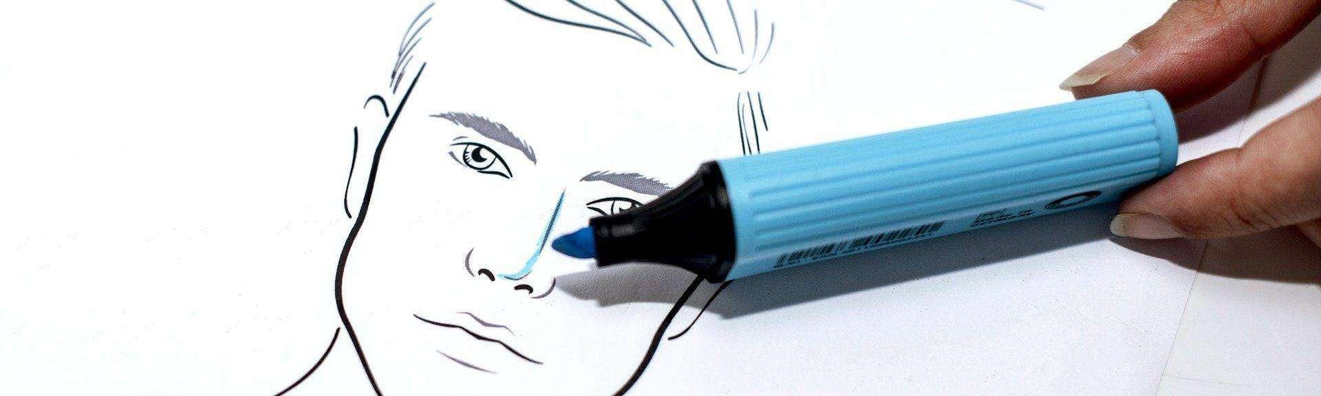 behandelingen - gezicht - neuscorrectie