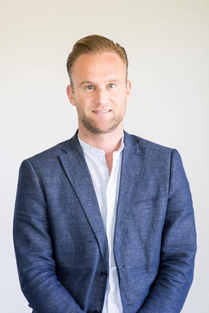 Jorn Kielman - adviseur op het gebied van haartransplantaties