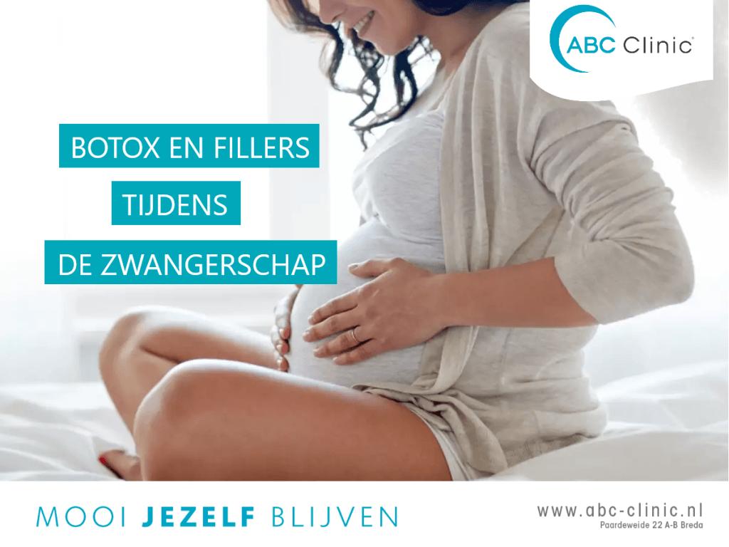 Botox en fillers tijdens de zwangerschap