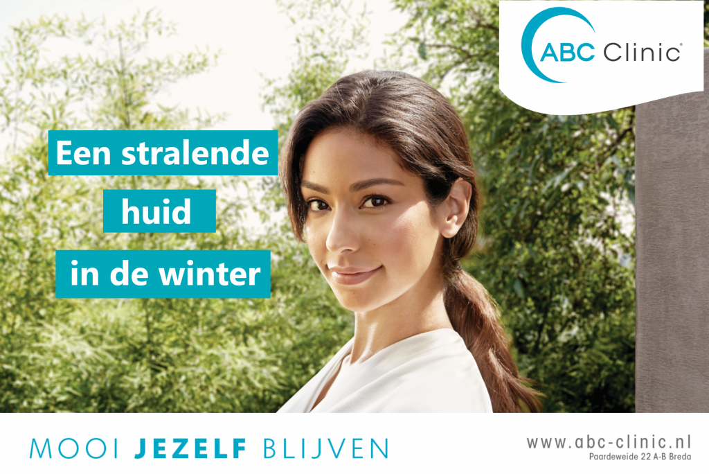Een stralende huid in de winter