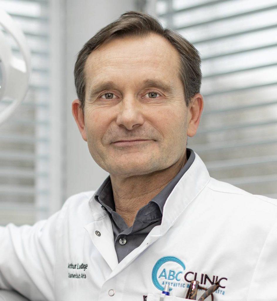 Drs. Arthur Ludlage - Cosmetisch arts KNMG