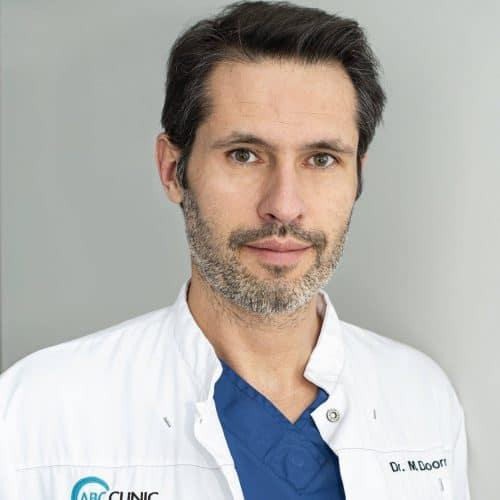 Plastisch chirurg - dr. Maarten Doornaert