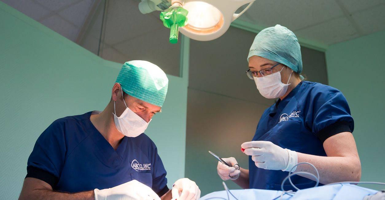 Ooglidcorrectie ABC Clinic Breda