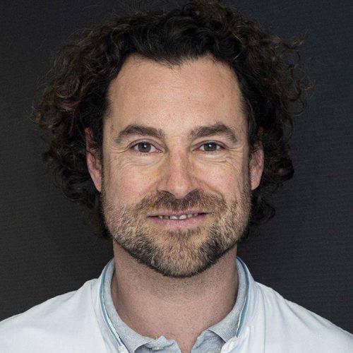 Plastisch chirurg Thijs de Wit