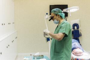 Haartransplantatie Arjan Benning - voorbereiding