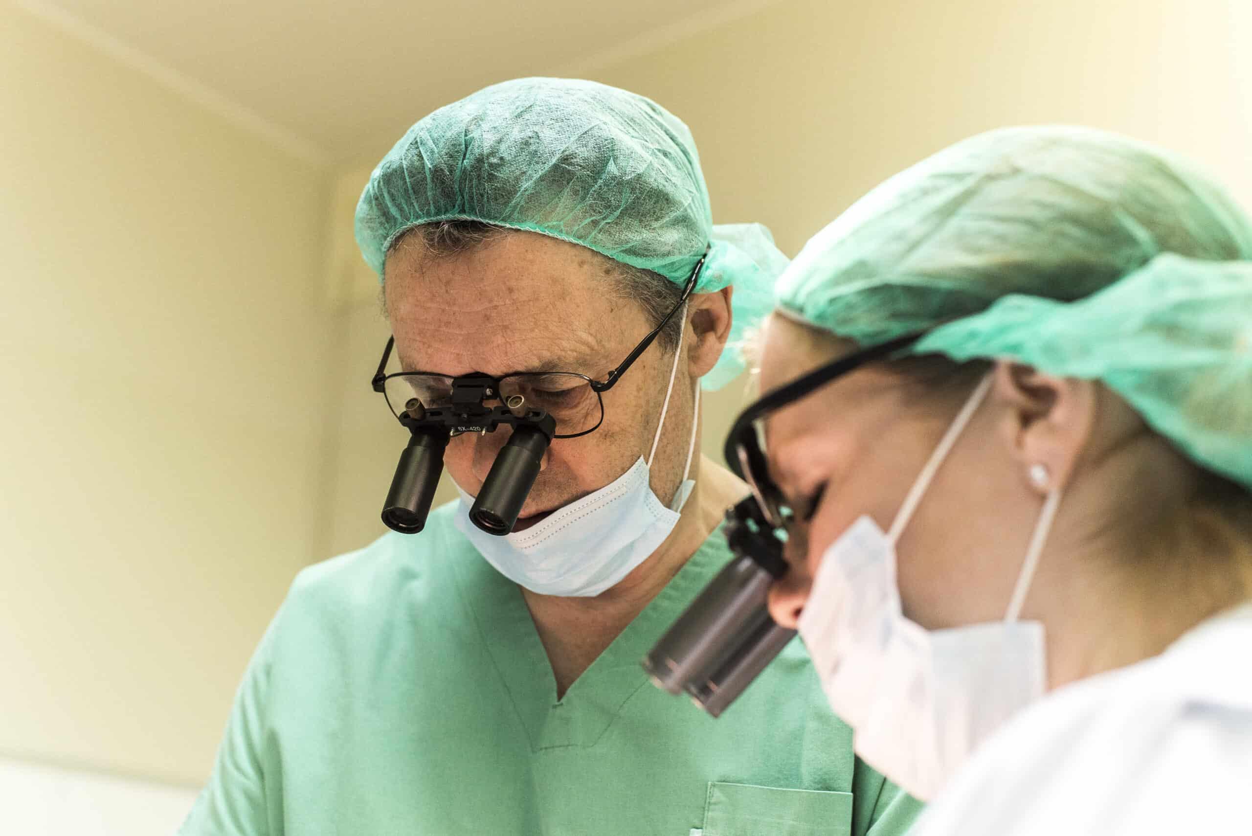 Haartransplantatie Arjan Benning - OK-team