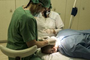 Haartransplantatie Arjan Benning - FUE behandeling door arts